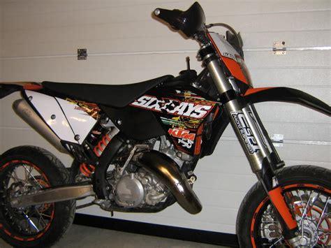 Ktm 125 Exc Six Days 2011 Ktm 125 Exc Six Days Moto Zombdrive