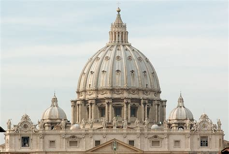 St Peters Cupola The Early And High Renaissance Architecture Beginnings