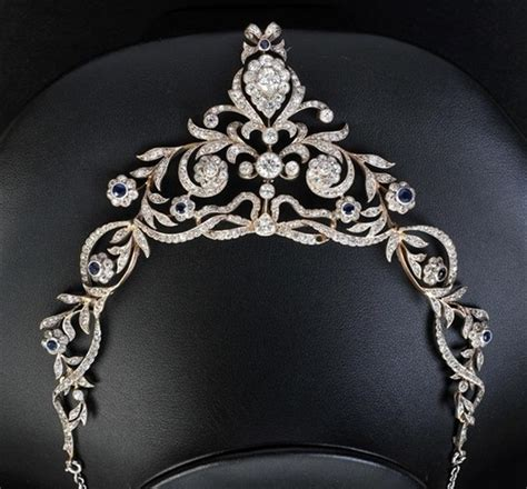 Royal Blue Sapphire 832 379 best images about a tiara for sale on
