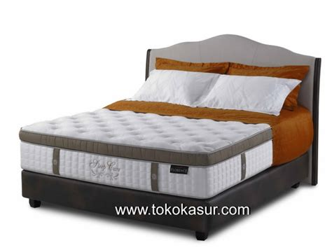 Ranjang Besi 160x200 sleep care 37 5 cm toko kasur bed murah simpati furniture