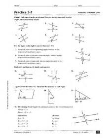 parallel lines and transversals worksheet imatei