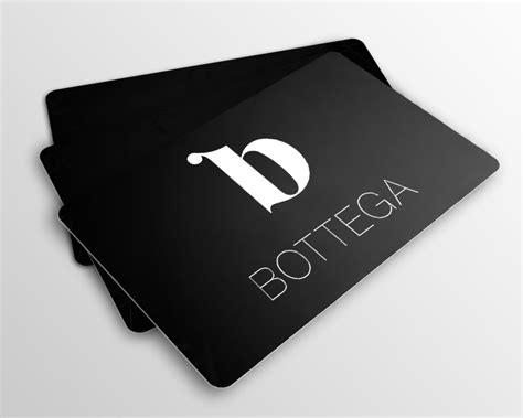 Clothing Gift Cards - gift cards bottega clothingbottega clothing