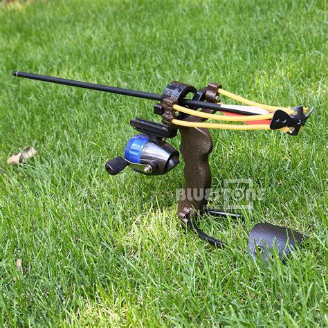 Slingshot Arrow high velocity fishing slingshot shooting catapult