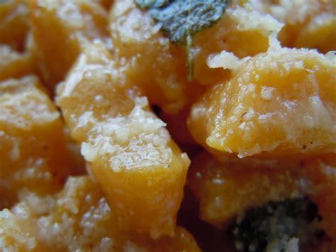gnocchi di zucca con burro e salvia frasi ricette di ogni giorno gnocchi di zucca con burro e salvia