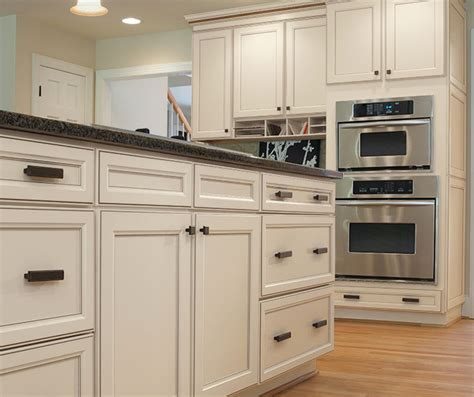 Toasted Antique Kitchen Cabinets by Casual Kitchen Cabinets Aristokraft Cabinetry
