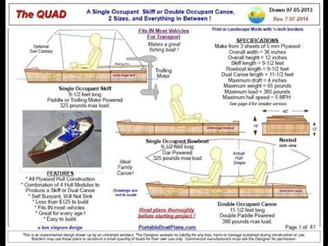 easiest   build  boat   model boat