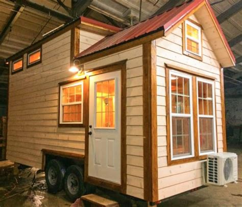 incredible tiny homes southern inspired tiny house by incredible tiny homes