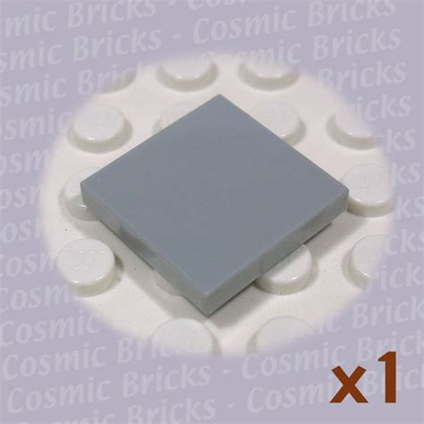Diskon Lego Part 3068 4211413 Medium Grey Flat Tile 2 X 2 lego medium grey tile 2x2 4211413 3068 single n