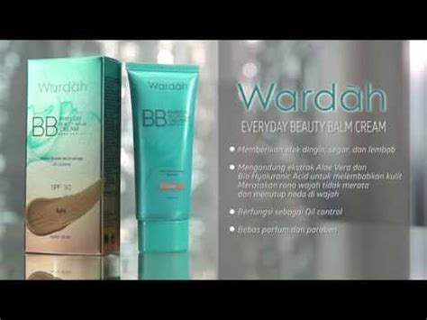 Tutorial Makeup Bb Cream Wardah | wardah beauty bb cream videolike