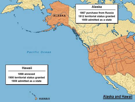 usa map with alaska and hawaii mapping history