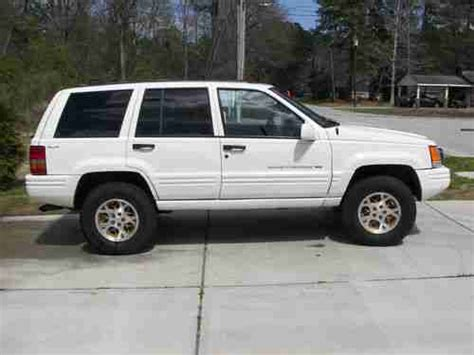 Find Jeep Grand Find Used 1997 Jeep Grand Limited Sport Utility 4