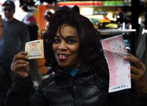 Tania Blazer us 1 6 billion lottery has three winners and a lucky seller world hindustan times