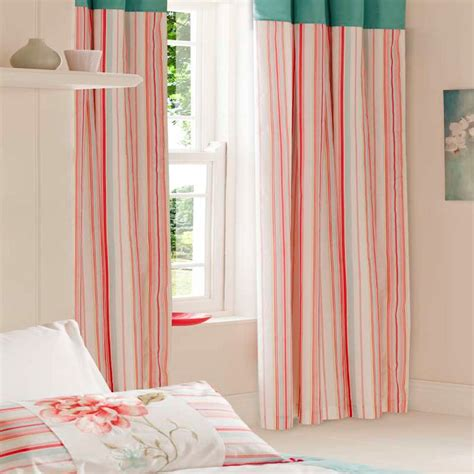 pink white curtains pink striped curtains sold individually popular pink