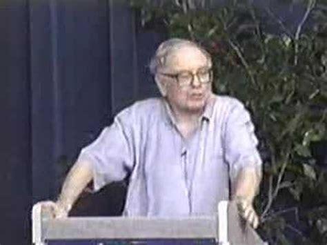 Warren Buffett On Mba by Warren Buffett Mba Talk Part 6