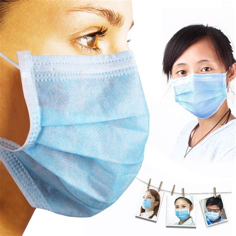 Diskon Mask Jewelry Pluggy Ear Dust 50pcs disposable dental surgical anti dust ear loop masks ebay