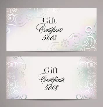 gift certificate template ai gift certificate template ai templates collections