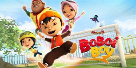 film animasi 2016 fakta mengejutkan film kartun boboiboy dream co id