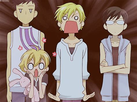 host gif ouran high school host club gif find share on giphy
