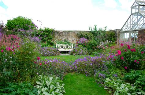 the walled garden the gardens bosvigo gardens cornwall s best kept secret