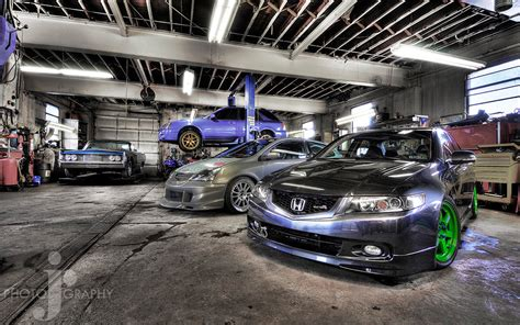 Garage Imports by Tsxclub Member Pic In Import Tuner Acura Tsx Forum