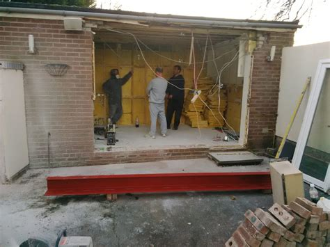 2 Car Garage Conversion by Garage Conversion In Cheshire From Home Installations