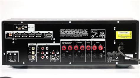 Temper Glass Sony Al Type sony 3d a v receiver 7 2 system hdmi usb upscaling ultra