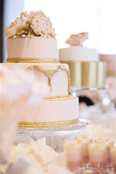 peach and gold peach and gold wedding details peach wedding cakes