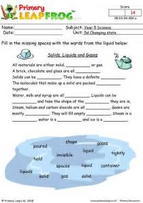 science worksheets for grade 4 matter what s the matter