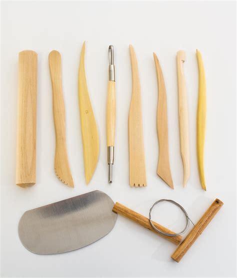 Sculpting Tool Set 10 starter sculpting tool set neill s materials