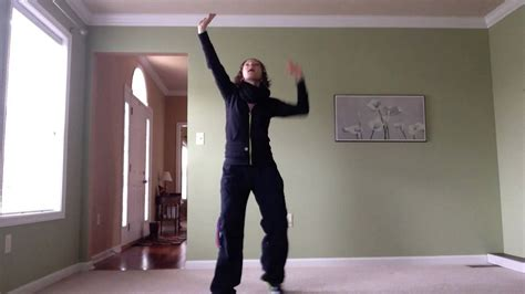 dance tutorial nobody dance like nobody s watching by family force 5 youtube