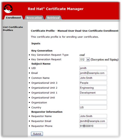 end user certificate template end user certificate template pictures