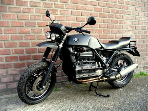 bmw k100 review and photos