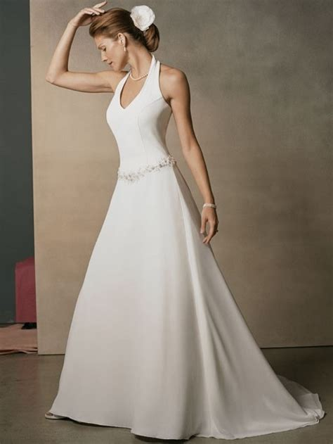 Wedding Dresses Halter Top by Halter Top Wedding Dresses Wardrobe Mag