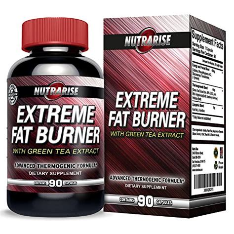 The Power Abs Diet Weight Loss Supplements by Nutra Rise Thermogenic Burner Weight Loss