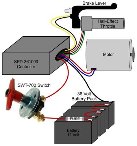 currie 36v controller diagram wiring diagrams repair