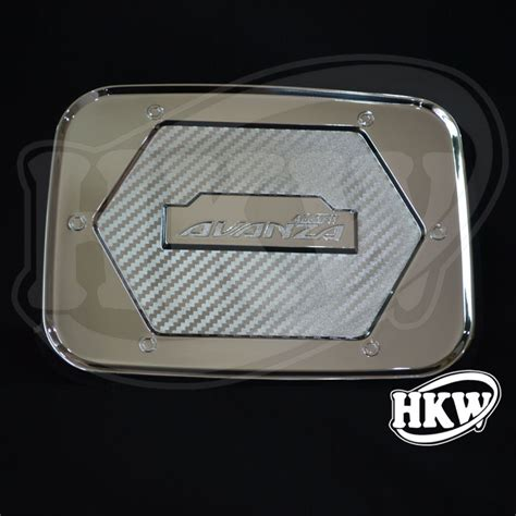 Tank Cover All New Avanza 2 jual tank cover all new avanza model hkw variasi