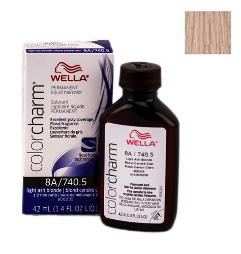 wella color charm wella color charm wella color charm permanent liquid hair