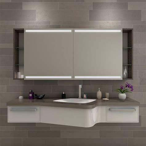 Badezimmer Spiegelschrank by Badezimmer Spiegelschrank Mit Beleuchtung Catania