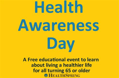 HEB and HealthSpring ? Health Awareness Day : SETX Seniors