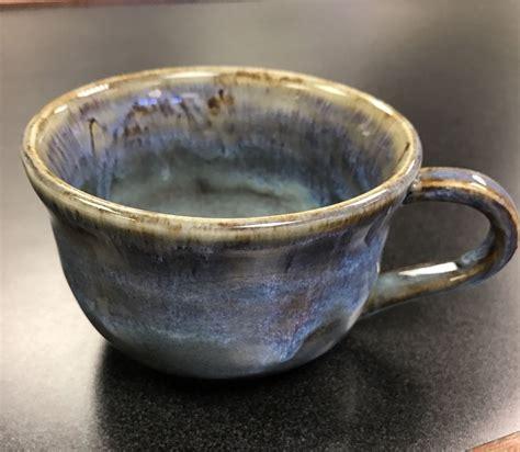 Amaco Pottery Amaco Oatmeal Blue Rutile My Pottery In 2019