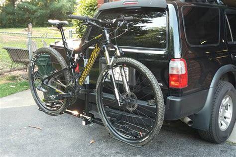 swagman 64650 swagman xc 2 bike platform hitch bike rack