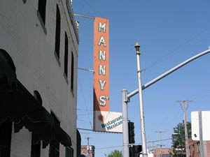 Mo Net Search By Name Menu For Mannys On The Boulevard Kansas City Restaurant Menus Mo