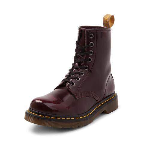 dr martens womens boots womens dr martens 1460 8 eye vegan boot 569399