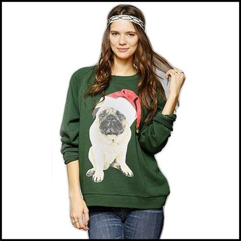 pug sweater outfitters 11 best images about sweaters on sweater