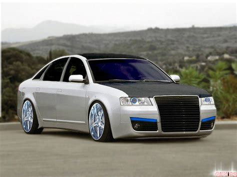 2002 Audi A6 A6 2002 audi a6 information and photos zombiedrive