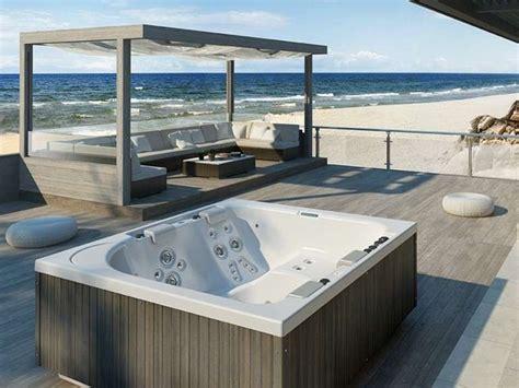 spa da giardino piscine saune e spa da giardino foto design mag