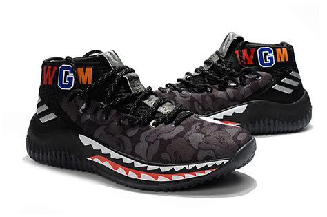 cheap   cheap bape  damian lillard sneakers
