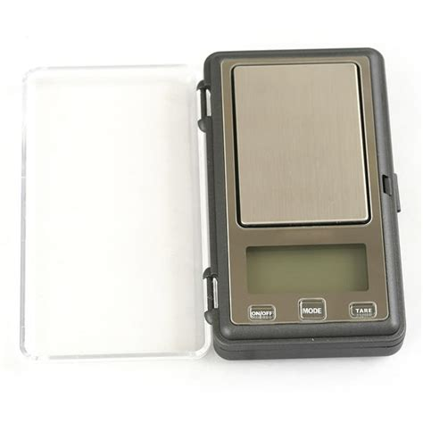 pocket weigh scale digital electronic lcd 500g 0 1g flip top