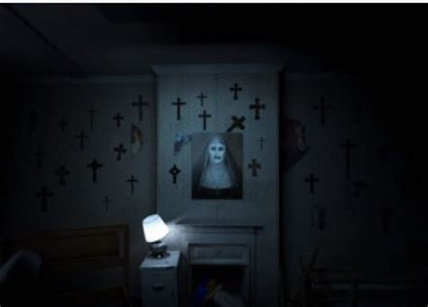 haunted house 2 doll name reality haunted house from the conjuring 2