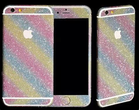 Sticker Front Back Iphone 5 Hello 1 glitter bling sticker skin cover for iphone
